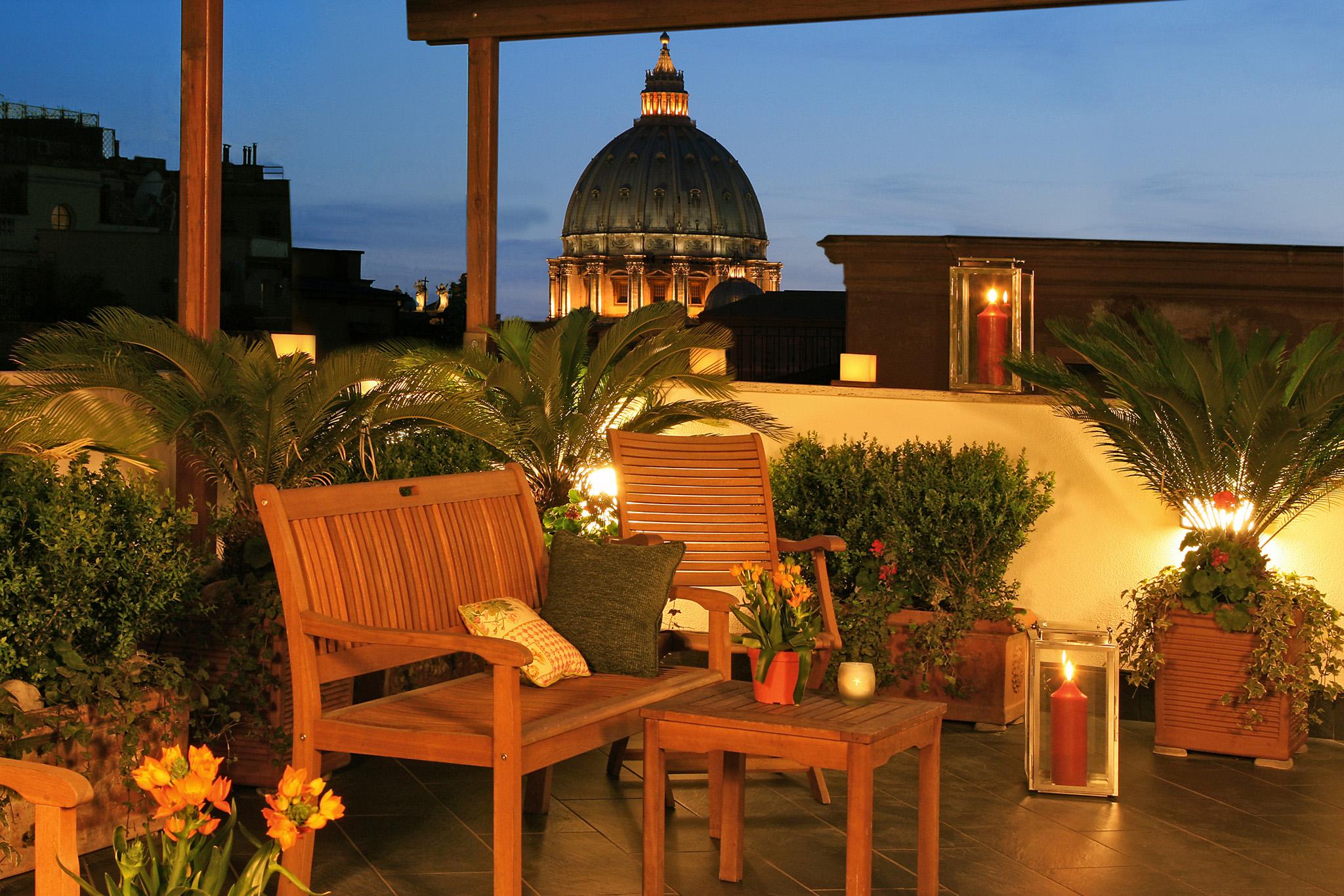 Hotel Arcangelo Via Boezio Roma